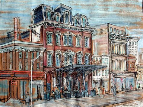fords theatre washington dc  lily spandorf item