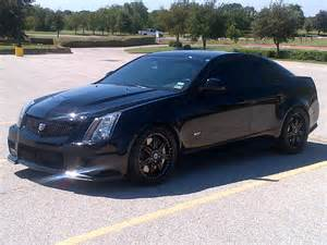 Cadillac Sts V Review Image Gallery Sts V Black