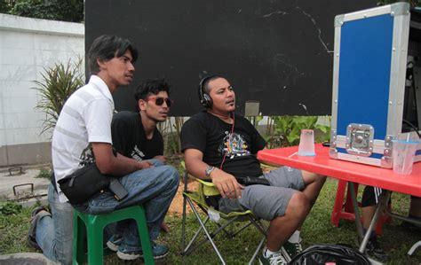 film malaysia awie power of bikers kental behind the scene bikers kental