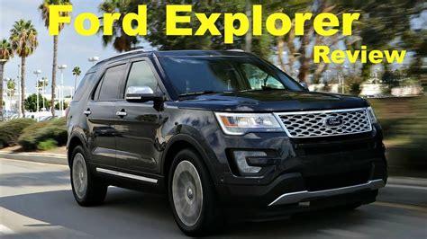 Ford Explorer Reviews by Ford Explorer 2017 Review Motavera