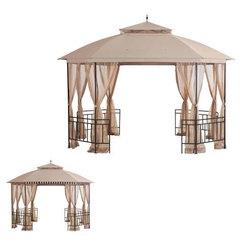 meijer gazebo replacement canopy cover garden winds