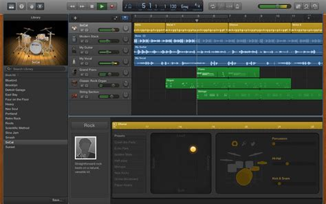 free garage band garageband for mac gains three new drummers can now