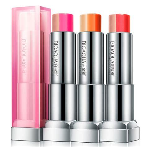 Exclusive 3 Custom Color Lip Glosses by Three Colors Gradient Brand Lipstick Lip Gloss Batom Mate