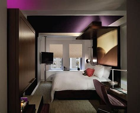 exquisite contemporary bedroom design inspiration exquisite w hotel in new york by bbg bbgm freshome