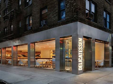 Garage Restaurant Nyc by Delicatessen How The Humble Nyc Newsstand Inspired This