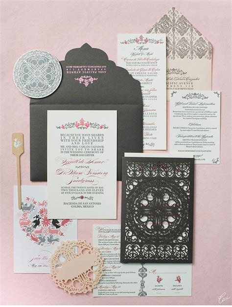 1000 ideas about mexican wedding invitations on mexican weddings wedding