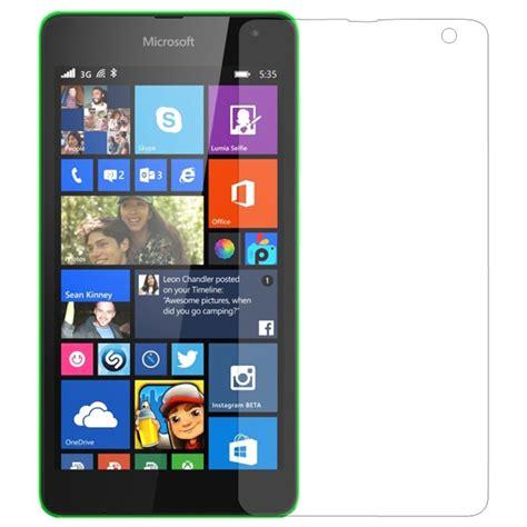 Screen Guard Microsoft Lumia 535 microsoft lumia 535 lumia 535 dual sim tempered glass