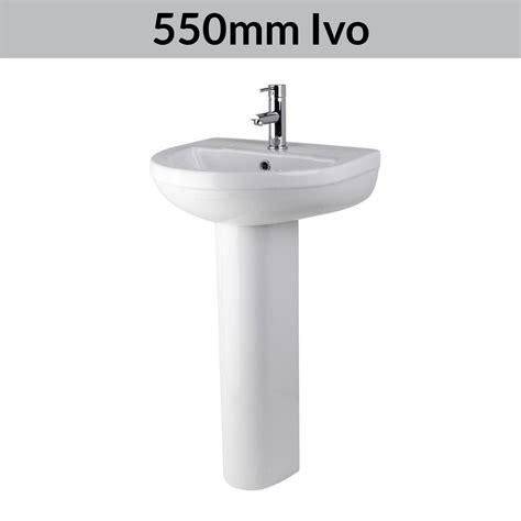 Modern Pedestal Bathroom Sinks by Modern Bathroom Basin Sinks Wash Pedestal Sink