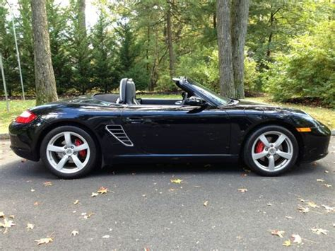 Buy Used Porsche Boxster by Buy Used 2007 Porsche Boxster S In Scotch Plains New