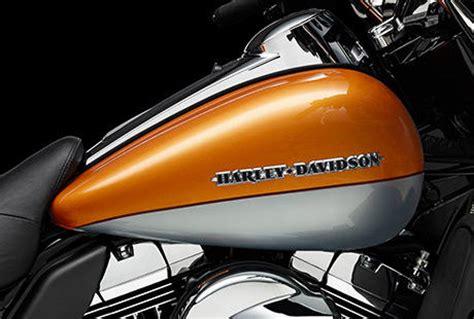 Motorrad Tank Zweifarbig Lackieren by Harley Davidson Electra Glide Ultra Limited 2015 Features