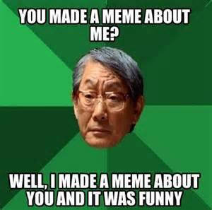 Creat Meme - meme creator my name is ling ping and this is my noodle