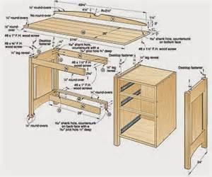 Diy Computer Desk Plans Joe The Carpenter Create Diy Computer Desk Plans