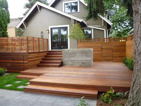 deck ideas nw backyard blues 1 traditional deck portland by