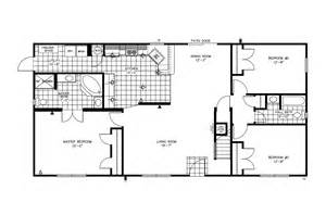 Clayton Home Floor Plans by Manufactured Home Floor Plan 2009 Clayton Jamestown