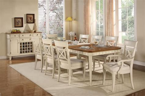 24 Country Dining Room Designs That Are So Inviting Country Dining Room Chairs