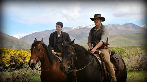 western film horse john mclean s debut film slow west is beautiful bleak