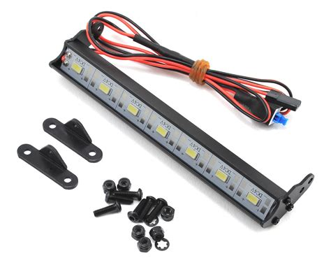 7 Led Light Bar Team Associated Xp 7 Led Aluminum Light Bar Kit 120mm Asc29273 Cars Trucks Amain Hobbies