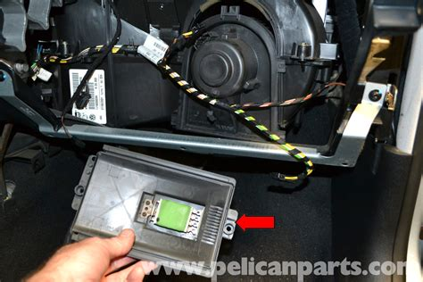 how to remove resistor volkswagen golf gti mk iv blower motor and resistor removal 1999 2005 pelican parts diy