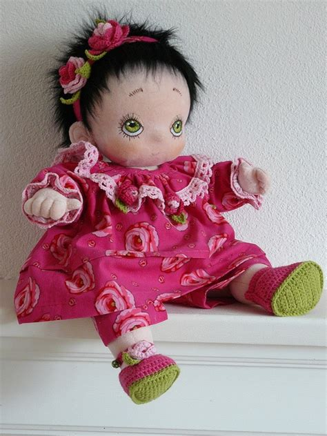 rag doll rocky b wish i could do as as these dolls