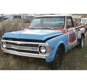 1970 Chevrolet C10 1/2 Ton Stepside Pickup Truck For Sale $3500