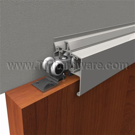 Overhead Sliding Door Hardware H180a Standard Sliding Door System For Overhead And Side Wall Mount 180 Lbs