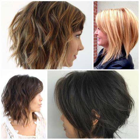 cutting a beveled bob hair style pelo escalado cortes de moda y consejos para un look