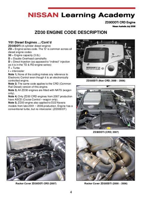 nissan navara d40 engine number location manual engine zd30 nissan