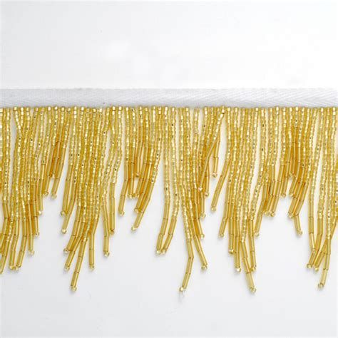 2 3 4 Quot Beaded Fringe By Yard Ff Ff3878