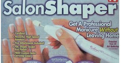 Alat Manicure Dan Pedicure alat manicure dan pedicure 5 in 1 salon shaper