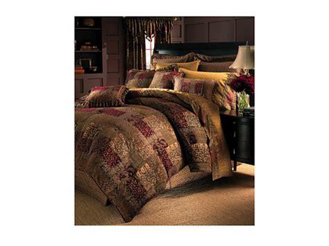 croscill galleria comforter set croscill galleria red comforter set cal king shipped