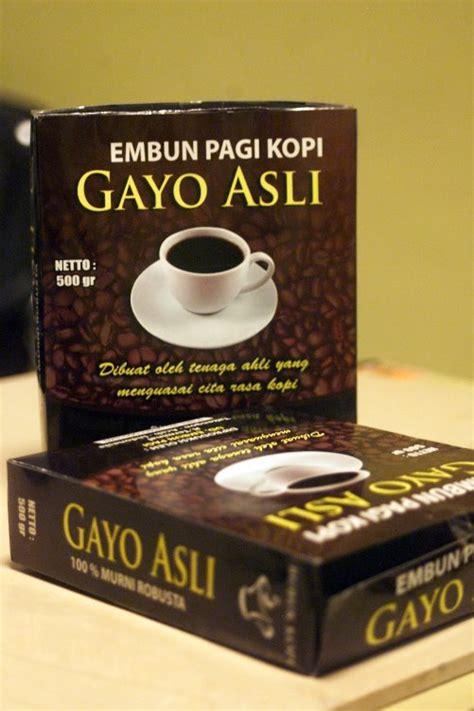 Kopi Arabika Gayo 500gr riza wahyudi embun pagi kopi store laman 3