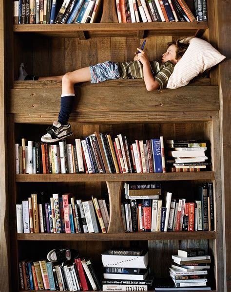 the ultimate built in bookshelf with book bunk bed i need