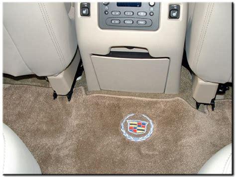 Cadillac Car Mats by Car Motorsports Cadillac Floor Mats And Logos