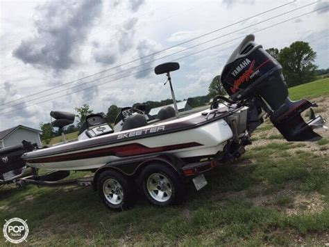 skeeter bass boats for sale in arkansas 2011 used skeeter zx 190 bass boat for sale 27 800