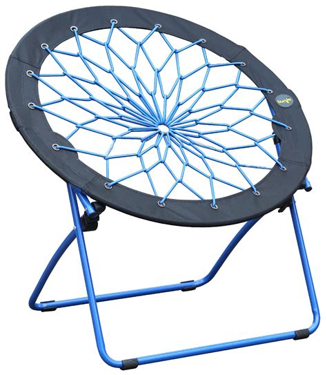 Bungee Chair Blue by Bunjo Bungee Chair Blue