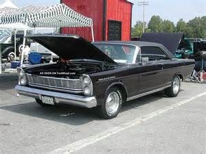 1965 ford galaxie 500 2dr fastback