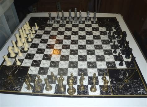 coolest chess boards 30 unique home chess sets