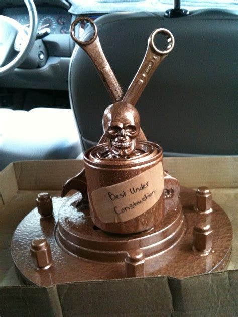 Handmade Trophy - 98 best images about trophy ideas for car shows on