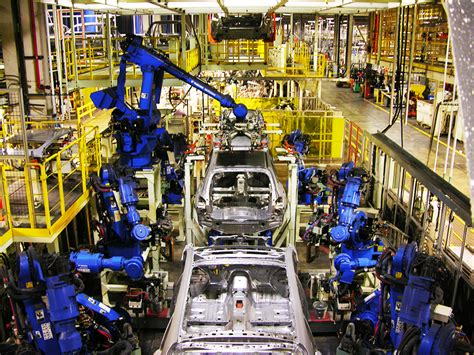 Subaru Manufacturing by What Makes A Subaru A Subaru Spectacular Plants Like This
