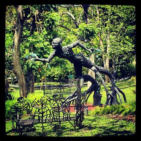 Caguas Botanical Garden Botanical Garden In Caguas Pr Osain Yoruba S God Sculture Favorite Places Spaces