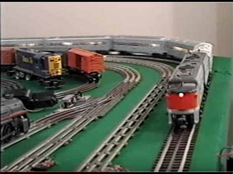 lionel layout youtube lionel train layout mth o gauge youtube
