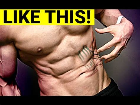 six pack workout obliques 26 reps only
