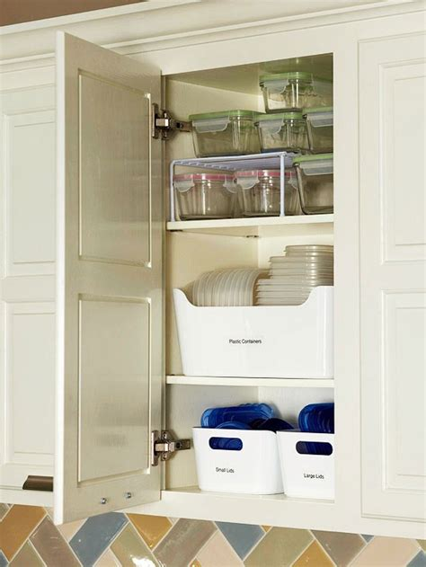 tips for organizing kitchen cabinets kitchen organization tips the idea room