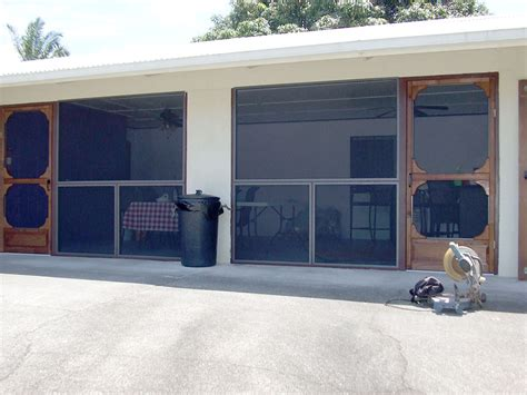 Opening A Garage Door Manually Opening The Garage Screen Door Manually Home Design By Larizza
