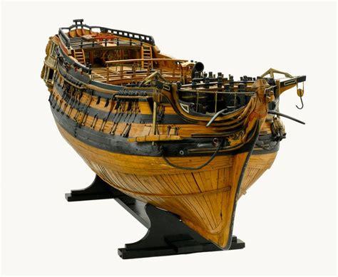 model boat guns 74 gun ship of the line 1790 model ships model