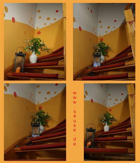 deko treppe dekoration f 252 r die treppe recyclingkunst und der versuch