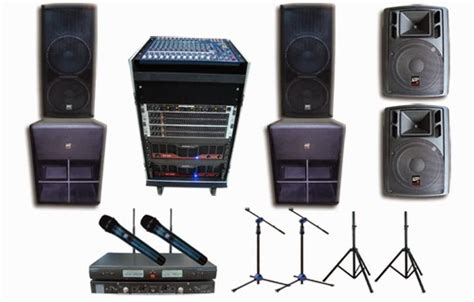 Stand Tripot Speaker Sigma Sps 502 platinum audio supplier paket sound system meeting rapat