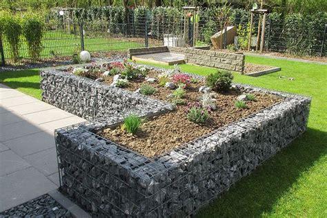tips for planting in gabions gabion baskets garden design