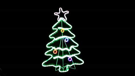 blinkender weihnachtsbaum sapin de no 235 l clignotant youtube
