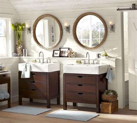 Pottery Barn Bathrooms Ideas by 45 Stunning Bathroom Mirrors For Stylish Homes